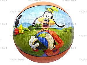 Мяч баскетбольный «Мики Маус», 25651-124, фото