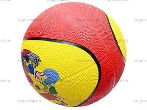 Мяч баскетбольный «Ну погоди!», 25651-114, отзывы