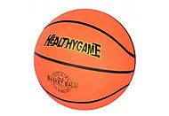 Мяч баскетбольный PROFIBALL № 5, резина, VA-0001-2, toys.com.ua