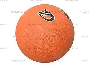 Мяч баскетбольный резиновый, размер 7, BT-BTB-0009, купить