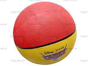 Мяч баскетбольный «Тачки», 25651-129, фото