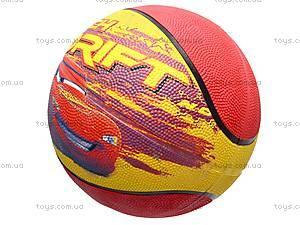 Мяч баскетбольный «Тачки», 25651-129, отзывы
