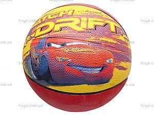 Мяч баскетбольный «Тачки», 25651-129