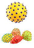 Мячик с шипами, 15 см 1, M01132