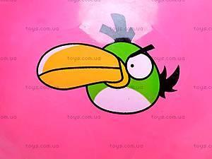 Мяч детский с рисунком Angry Birds, 330, купить