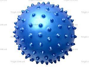 Мяч детский с шипами, 8835, фото