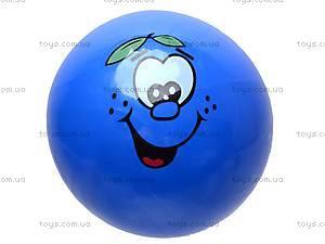 Мяч детский «Смайл», W10-16, фото