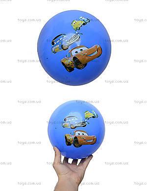 Мяч детский с героями мультфильмов, 466-527