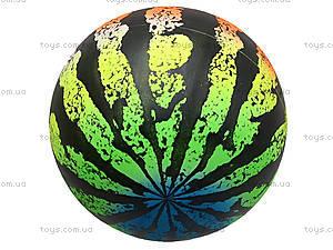Мяч детский цветной с рисунком, 3116, купить