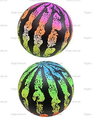 Мяч детский цветной с рисунком, 3116