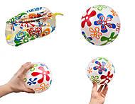 Детский резиновый мячик, в сетке, 772-446, фото