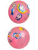 Мяч с рисунком для развлечений, GM5W, отзывы