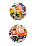 Детский мяч с красивым рисунком, YT6007, отзывы