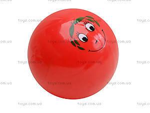 Мяч детский с рисунком «Улыбка», PD06A, фото