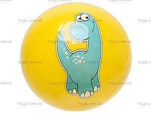Мяч «Динозавр», A01818