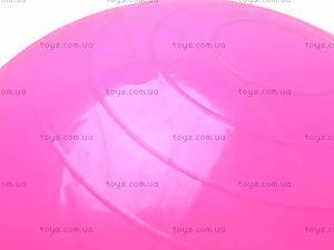 Мяч для фитнеса розовый, 3314, цена