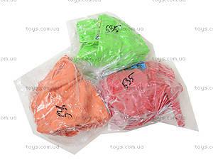 Фитбол для детей с рожками, перламутр, 466-535, цена
