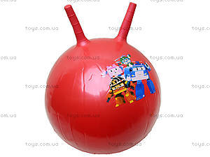 Мяч для фитнеса с рожками «Герои мультфильмов», 466-532, фото