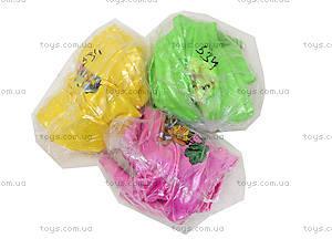 Мяч для фитнеса с рожками «Мультики», 466-534, фото