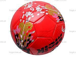 Мяч, для игры в футбол, MK065