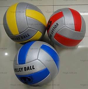 Мяч для игры в волейбол, 3 цвета, W02-4851