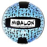 """Мяч для волейбола """"miBalon"""", (голубой), F21945, отзывы"""