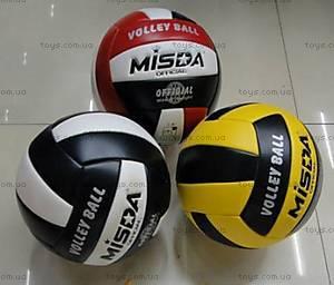 Мяч для волейбола в трех цветах, W02-4842