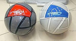 Мяч для игры в футбол, 4 цвета, BT-FB-0114
