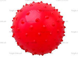 Детский мяч-ежик 3 в 1, MA3-3, фото