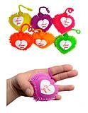 Мяч-ежик «Сердце», W09-299, купить