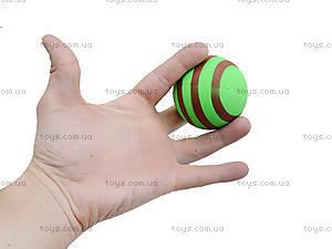 Мяч фомовый для детей «Полосатый», 6324-14, купить