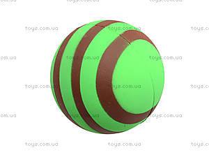 Мяч фомовый для детей «Полосатый», 6324-14, цена