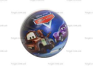 Мяч фомовый с «Тачками», YY-12, купить