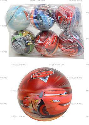Мяч фомовый с «Тачками», YY-12