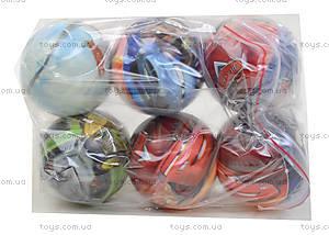 Мяч фомовый с «Тачками», YY-12, отзывы