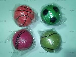 Мяч фомовый для детей, 6324-3