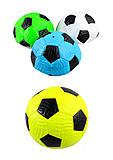 Мяч футбольный №5 с сеткой и иголкой, FB190306, іграшки