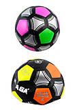 Мяч футбольный №5, TPU 420 грамм, 2 цвета , FB190311, детский