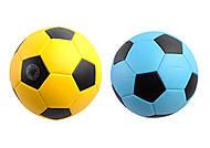 Мяч футбольный, 2 цвета, FB190333, детские игрушки