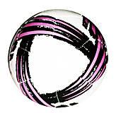 Мяч футбольный 2-х слойный (белый), BT-FB-0185, отзывы