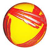 Мяч футбольный 2-х слойный (желтый), BT-FB-0185, купить