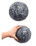 Мяч футбольный, разные цветовые варианты, 772-444