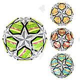 Мяч футбольный 4 вида, №2, материал PVC (C37839), C37839