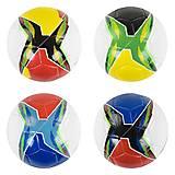 Мяч Футбольный №5 (4 цвета) резиновый балон, C40207, доставка