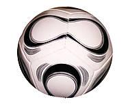 Мяч футбольный (белый), размер 2, BT-FB-0044
