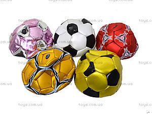 Мяч футбольный для игры, размер 2, BT-FB-0002, отзывы