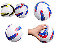 Мяч футбольный с полосками, BT-FB-0037, фото