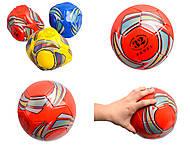 Мяч футбольный PVC, 4 цвета, BT-FB-0101, фото
