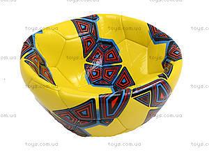 Футбольный мяч для игры, 3 цвета, BT-FB-0110, фото