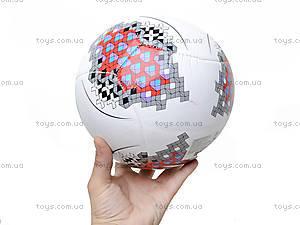 Мяч футбольный игровой, 300 гр, BT-FB-0113, фото